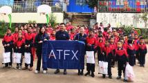 践行公益,ATFX关爱小学再启程